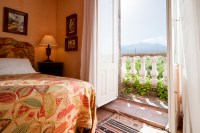 28/66 One room with views of Mt Etna.