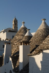 A cone of trulli (our own collective noun!)