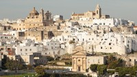43/43 Ostuni, the White Town, is an easy day trip from Trullo Cutetto.