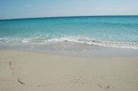Pristine sands and turquoise waters of the Salento.