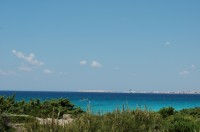 Beautiful colours on Puglia's Ionian coast.