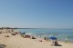 34/35 The sandy beach on the coast near Santa Caterina, north of Gallipoli.