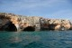 20/35 Karstic grottoes on the coast near Santa Maria di Leuca.