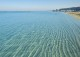 33/35 The transparent waters of Rivabella, just north of Gallipoli.