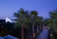 32/42 As night falls over Villa San Vincenzo....