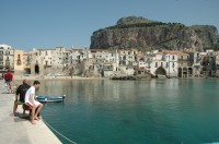 Life is wonderfully relaxed in Cefalù.