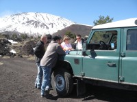 Our 4x4 tours are one of the best ways of seeing Etna.