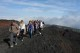 16/40 The Thinking Traveller team taking a stroll on Moungt Etna!