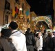 3/12 Crowds in Catania at the procession of the cannalori.