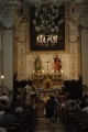 11/44 Mass in the Chiesa Madre in Petralia Soprana.