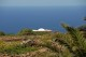 1/17 The typical white domed rooftop of a Dammusi looking out to sea in Pantelleria.