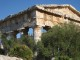 1/14 The Temple of Segesta rising amongst the Mediterranean maquis.