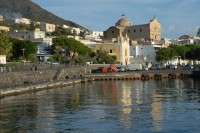 Santa Marina, one of Salina's lovely villages.