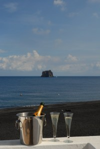 A good way of spending an afternoon on Stromboli.