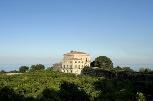 Rocca Delle Tre Contrade Luxury Villa With Infinity Pool