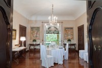 12/40 Beautiful antique doors leading to the formal dining room...