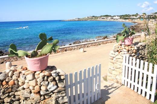 Villas near sandy beaches in Puglia
