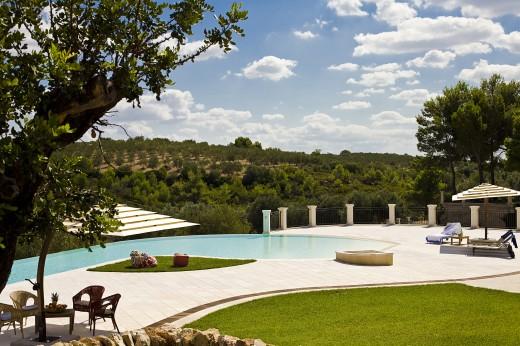 In der Nähe von Alberobello