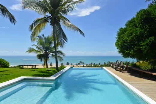 Villas à Trancoso avec piscine