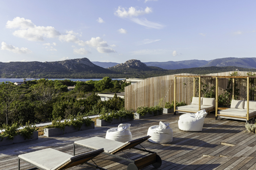 Think Exquisite villas in Corsica