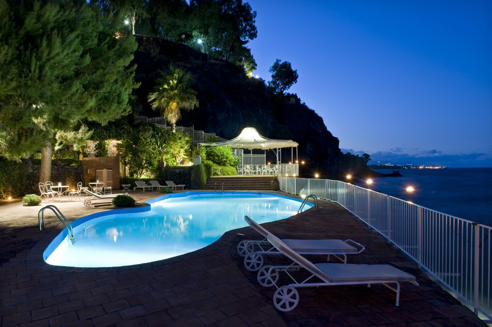 Villen in der Nähe von Taormina