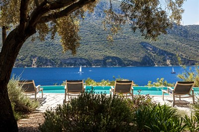 luxury villas to rent in Sicily, Puglia, the Greek Ionian and Sporades Islands and Corsica.