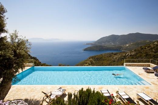 Villas à Lefkada