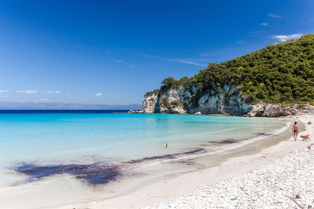 Antipaxos Reiseführer Zu Den Griechischen Ionischen Inseln The