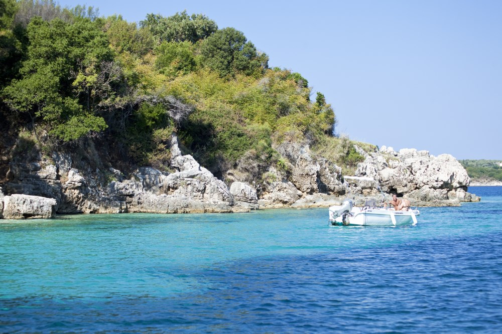 Skippered boat charters on Corfu | Think Ionian Islands