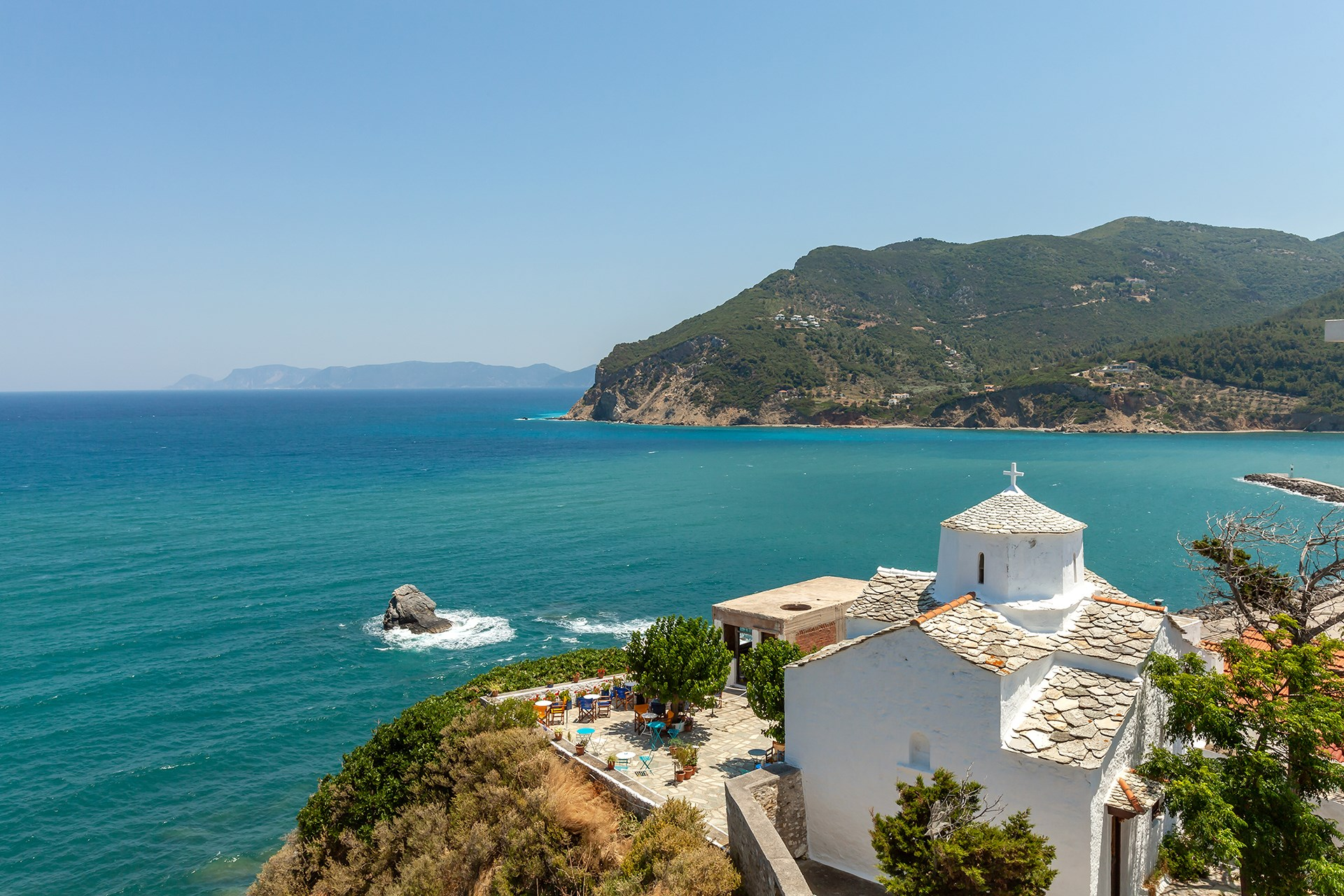 Areas of Skopelos | The Thinking Traveller