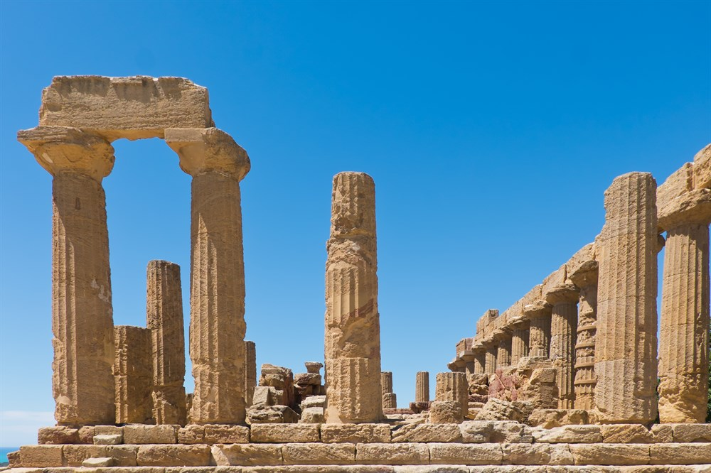 Agrigento, Sicily - The Valley of the Temples | The Thinking ...