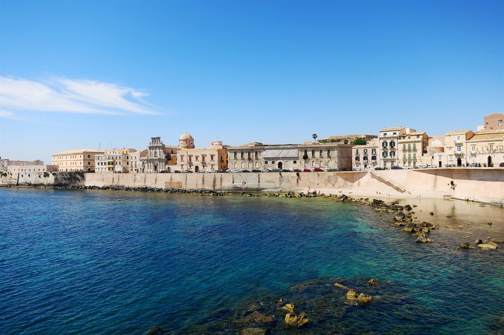 Syracuse, Sicily - Information and Culture | The Thinking